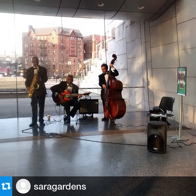 RG saragardens musicmovesgala  and sounds glorious