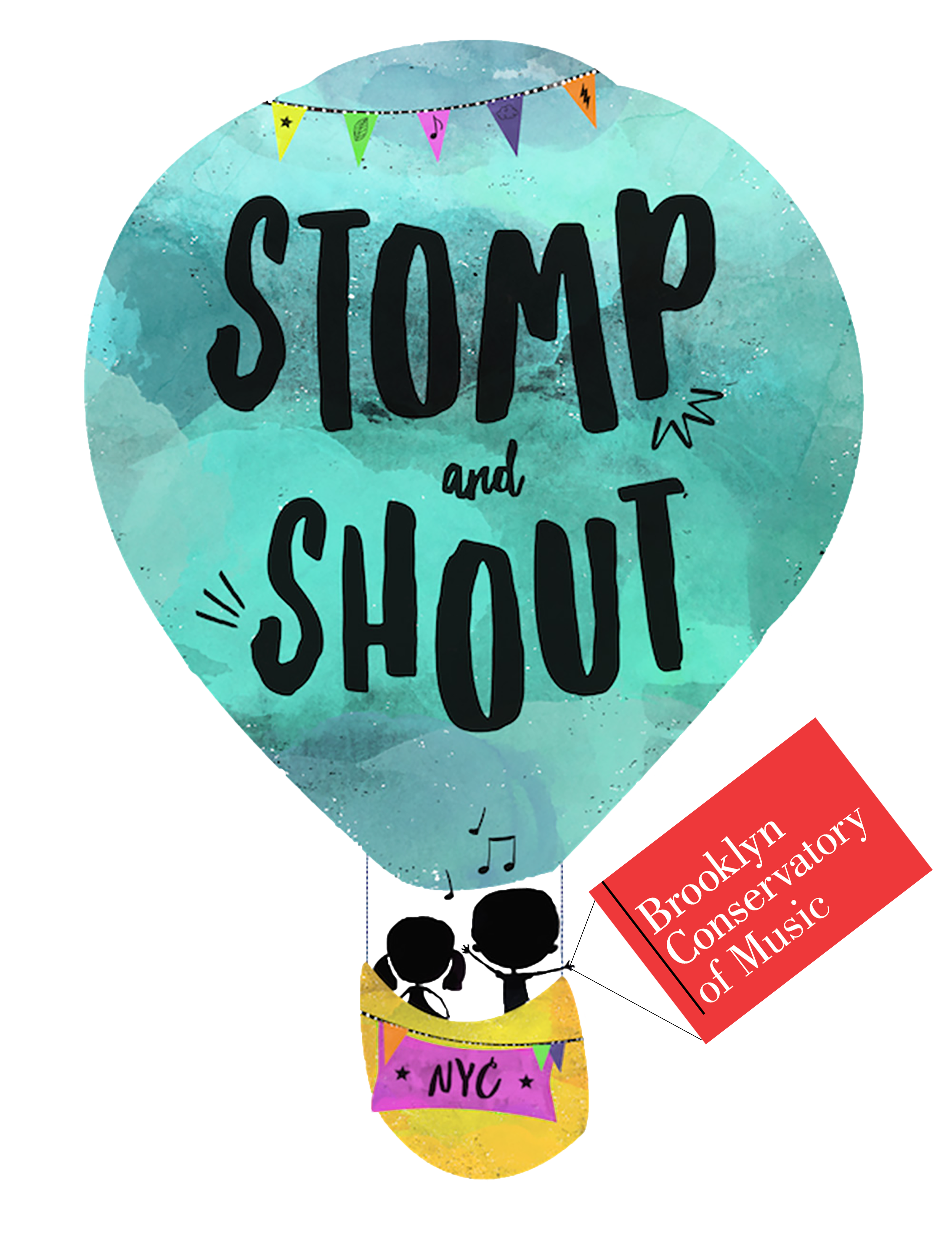 stomp and shout