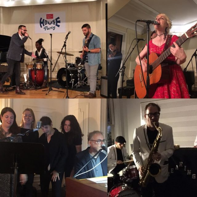 Just a few snaps from last nights BKCMHouseParty fundraiser! Wellhellip
