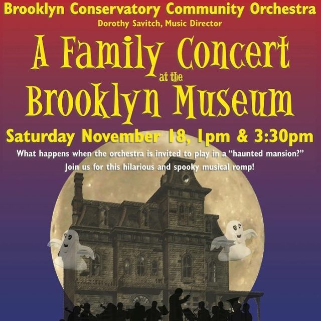 Tickets are still available for tomorrows family concerts at brooklynmuseum!hellip